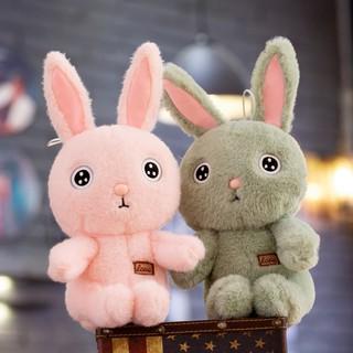 thỏ nhồi bông đáng yêu