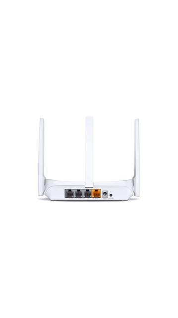 Bộ Phát Sóng Wifi Mercusys 3 Râu MW305N - Hàng Chính Hãng TP-Link Việt Nam Phân Phối