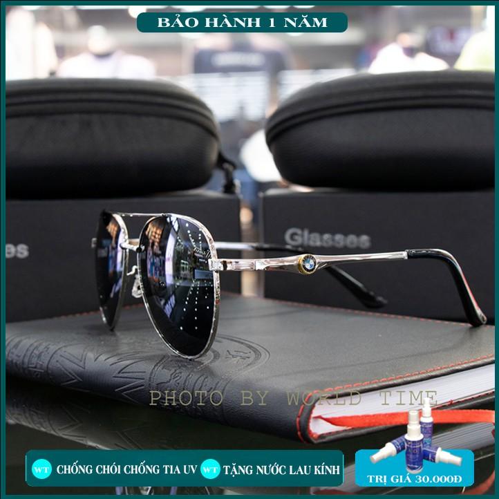 Kính mát nam BMW-B68 thời trang cao cấp ,full box, tròng Polazied, chống lóa , chống tia UV cực tốt