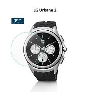 Combo 2 Miếng Dán Cường Lực LG Watch Urbane 2 W200 Chính Hãng GOR