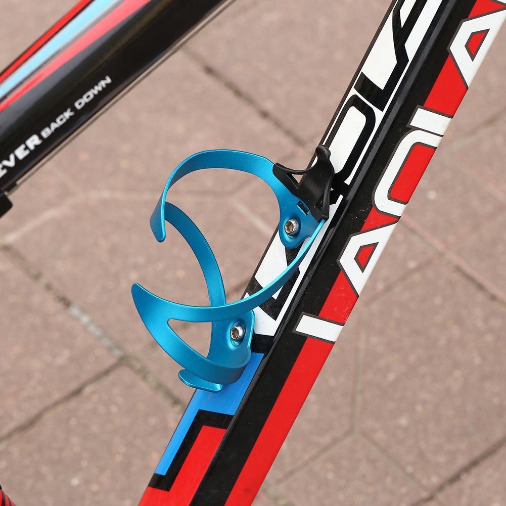 Bicycle Adjustable Water Bottle Cage Mountain Bike Ultralight Bottle Holder Braet