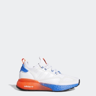 adidas ORIGINALS Giày ZX 2K Boost Unisex trẻ em Màu trắng FX9519 thumbnail