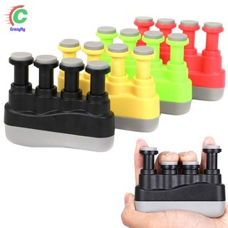 Adjustable Hand Exerciser Fingers Strength Practicing Piano Guitar Trainer Gripper Tension