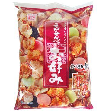 Bánh snack Okonomi 4P 100gr