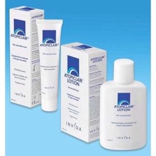 (Hàng chính hãng, made in Ý) Atopiclair cream 40ml - Atopiclair lotion 120ml thumbnail