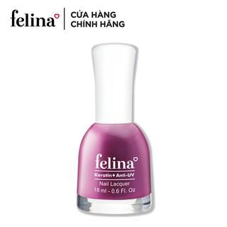 Sơn móng tay Felina 18ml - Màu Củ Hành- Code CN602