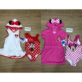 Set bơi Minnie kèm áo choàng SBBG44 SBBG45 thumbnail