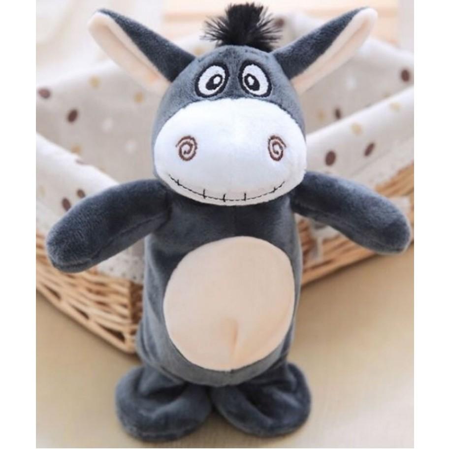 Đồ chơi lừa Donkey biết nói biết hát cho bé - 3347190 , 1320092827 , 322_1320092827 , 180000 , Do-choi-lua-Donkey-biet-noi-biet-hat-cho-be-322_1320092827 , shopee.vn , Đồ chơi lừa Donkey biết nói biết hát cho bé