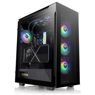 [Mã INCU500 giảm 500k đơn 2.9tr] Vỏ case máy tính Thermaltake Divider 500 TG ARGB Black thumbnail