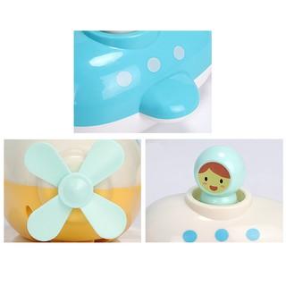 Baby Kid Submarine Spring Bathing Water Padding Toy