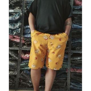 Yêu ThíchFS50K-Bigsize Quần short/quần đùi hoạt hình nam nữ mùa hè 38-80kg mát quần đi biển