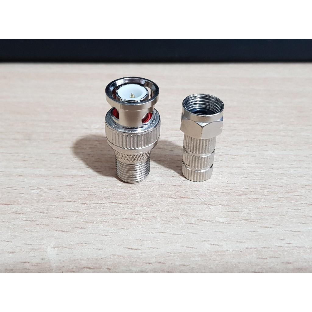 Bộ 10 Jack BNC và F5 dùng để kết nối camera
