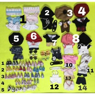 Đồ cho Doll – Outfit cho Doll 20cm