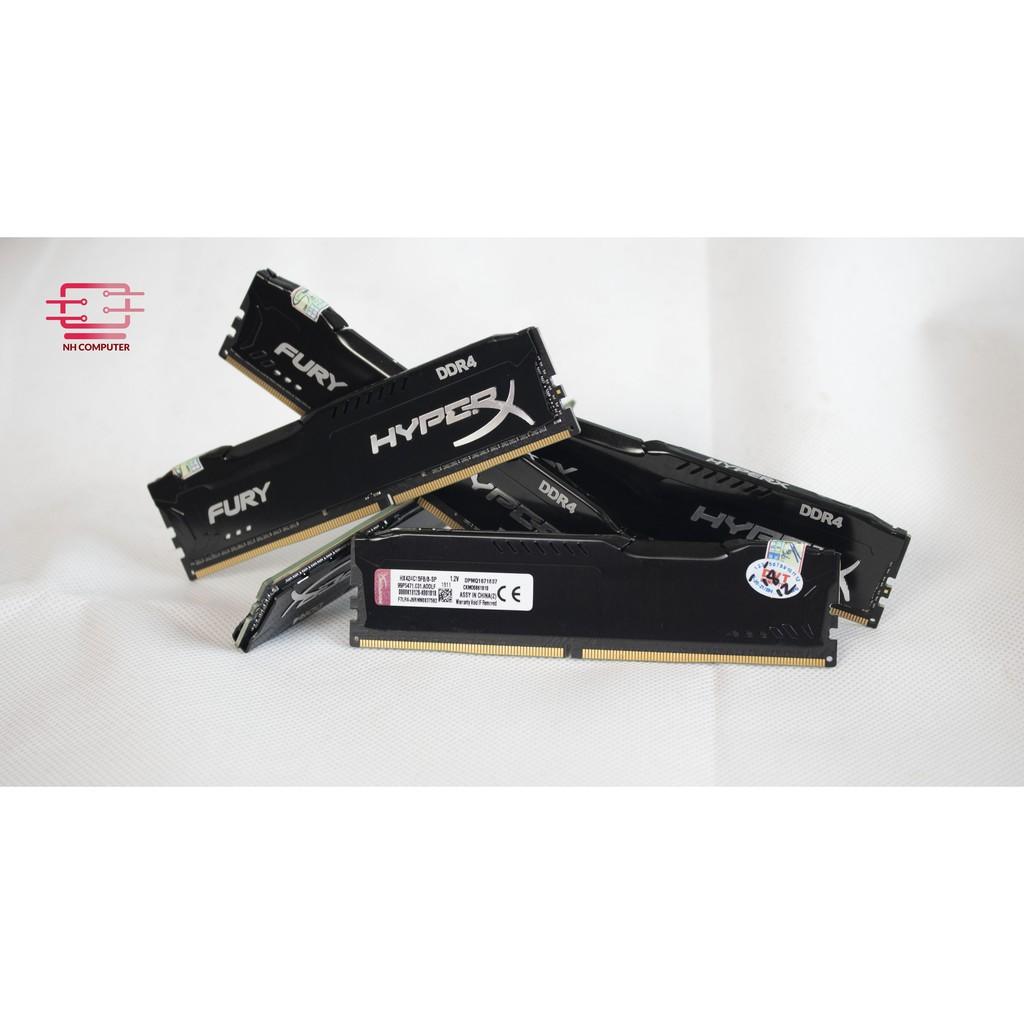 Ram DDR4 8G BH 3 Năm Giá chỉ 800.000₫