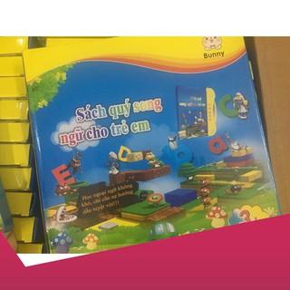 [Giảm 9k cho đơn từ 99k]COMBO 10 Sách Nói Điện Tử Song Ngữ Anh .