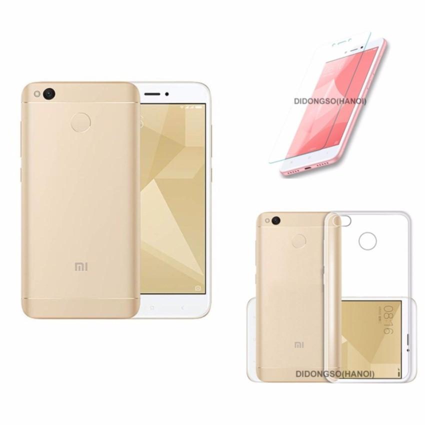 Điện thoại Xiaomi Redmi 4X 32GB Ram3G + Ốp Lưng + Kính Cường Lực (Đen-Vàng-Hồng) - Hàng nhập khẩu - 2882715 , 435506833 , 322_435506833 , 3050000 , Dien-thoai-Xiaomi-Redmi-4X-32GB-Ram3G-Op-Lung-Kinh-Cuong-Luc-Den-Vang-Hong-Hang-nhap-khau-322_435506833 , shopee.vn , Điện thoại Xiaomi Redmi 4X 32GB Ram3G + Ốp Lưng + Kính Cường Lực (Đen-Vàng-Hồng) - H