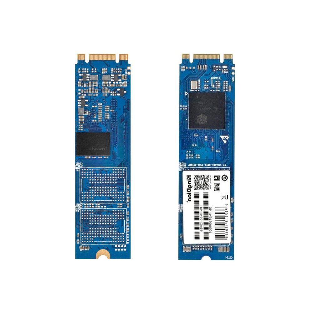 SSD M2 SATA KINGDIAN N480 120GB Giá chỉ 590.000₫