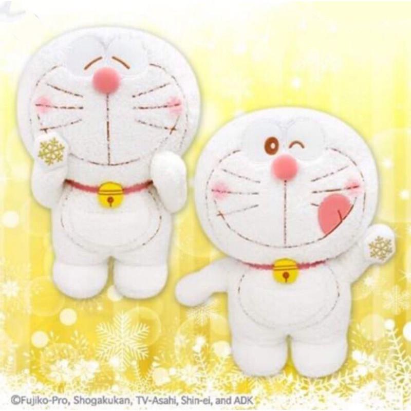 gấu bông Doraemon Winters Toreba Nhật Bản