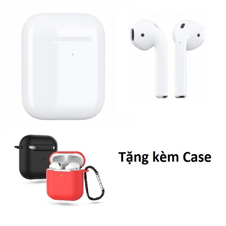 Tai nghe i30 bản cao cấp định vị đổi tên Hỗ trợ sạc không dây cảm ứng trong tai Tặng case