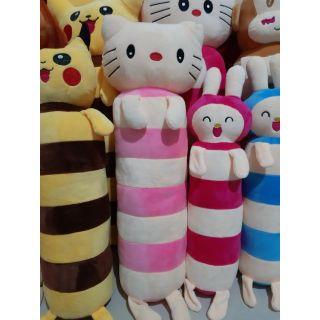 Gối ôm thú bông mèo kity size 55 cm (Ảnh Shop Tự Chụp)