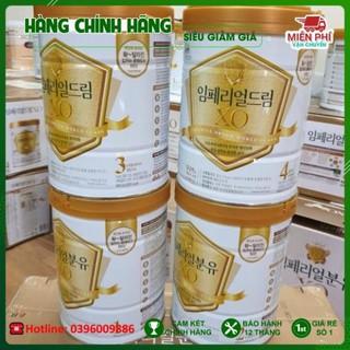 Sữa XO số 4 800g Uống Là Phát Triển 100%_Hàng AUTH Sữa XO Hàn Quốc số 4_800g