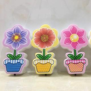 Đèn ngủ bông hoa x3e5