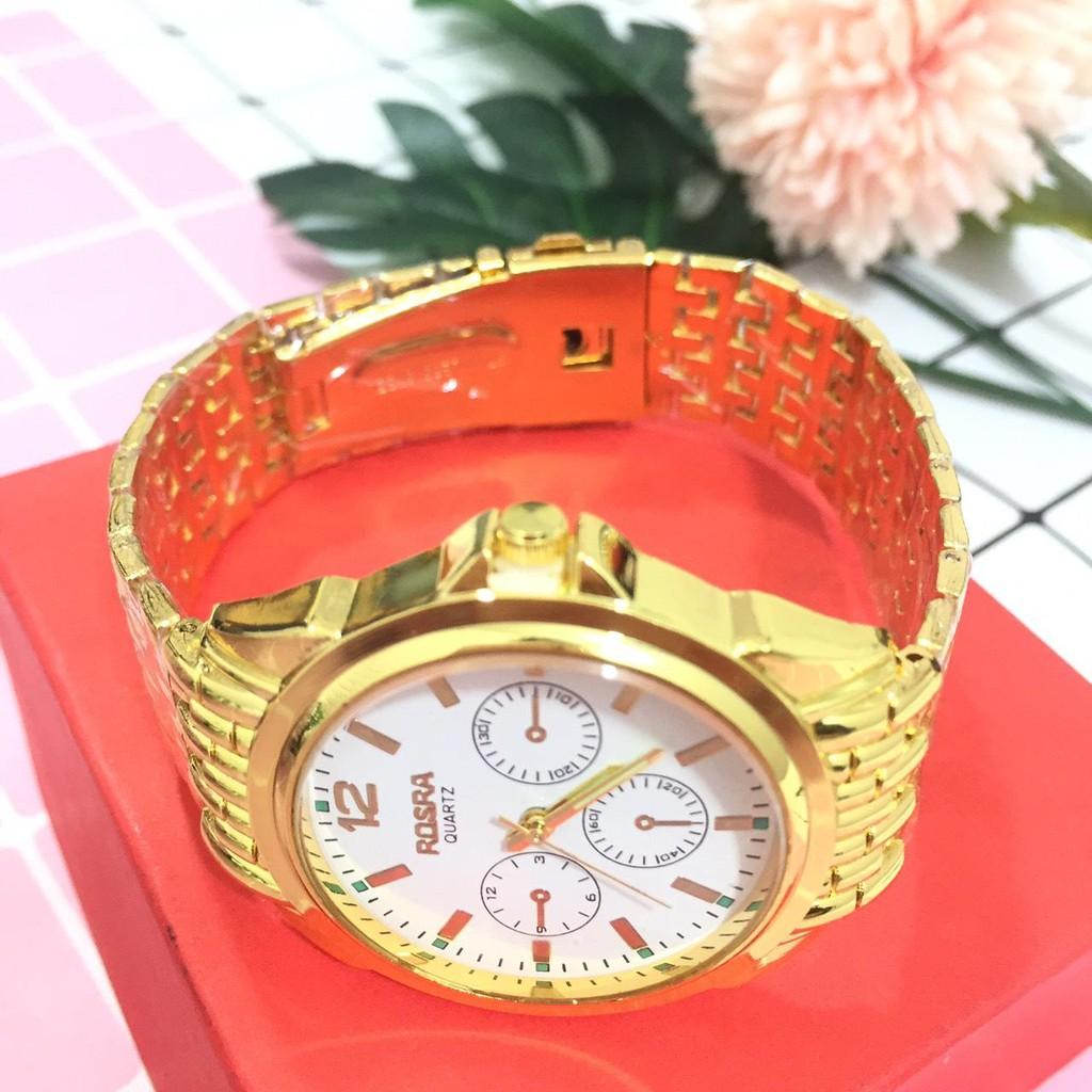 Đồng hồ nam nữ Rosra thời trang thông minh giá rẻ DH58