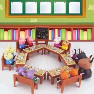 Bộ đồ chơi gia đình Peppa