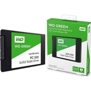 [Mã ELMSBC giảm 8% đơn 300K] Ổ CỨNG SSD WD 240gb SATA 3 HÀNG HÃNG FPT, MTC, SPC
