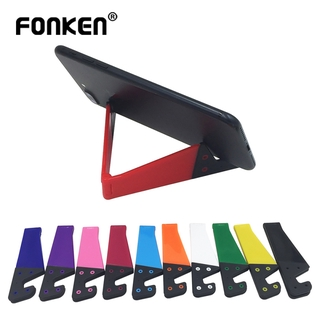 Giá đỡ điện thoại Fonken đa năng có thể gập lại điều chỉnh nhiều góc xem tiện dụng cho iPhone Android Xiaomi