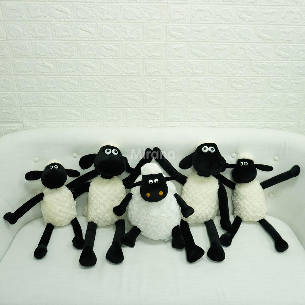 Gấu Bông Cừu Shaun the Sheep