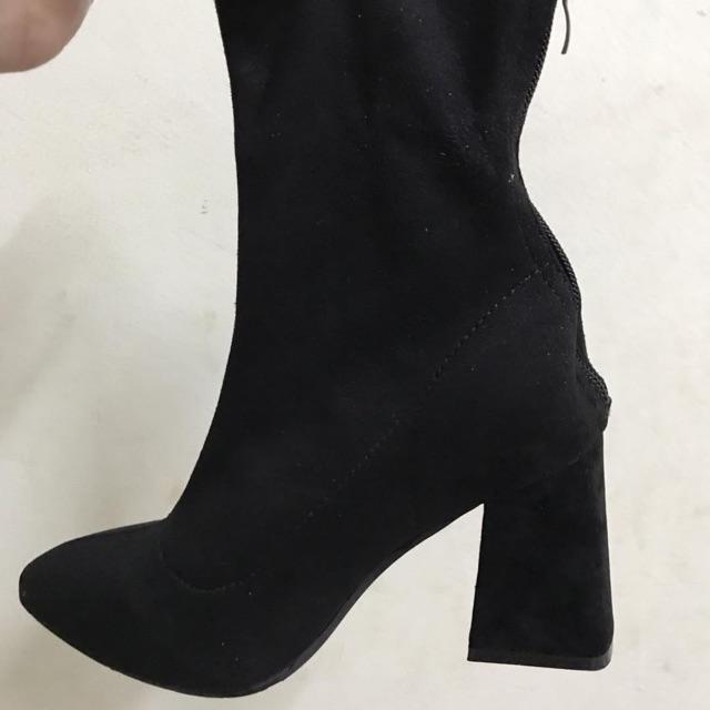 Boots đế 7p