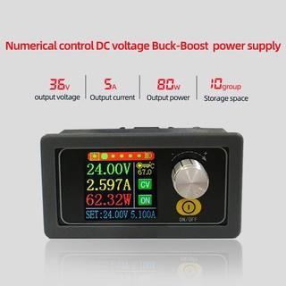 Mô-đun nguồn chuyển đổi XYS3580 DC DC Buck Boost CC CV 0.6-36V 5A có thể điều chỉnh trong phòng thí nghiệm thumbnail