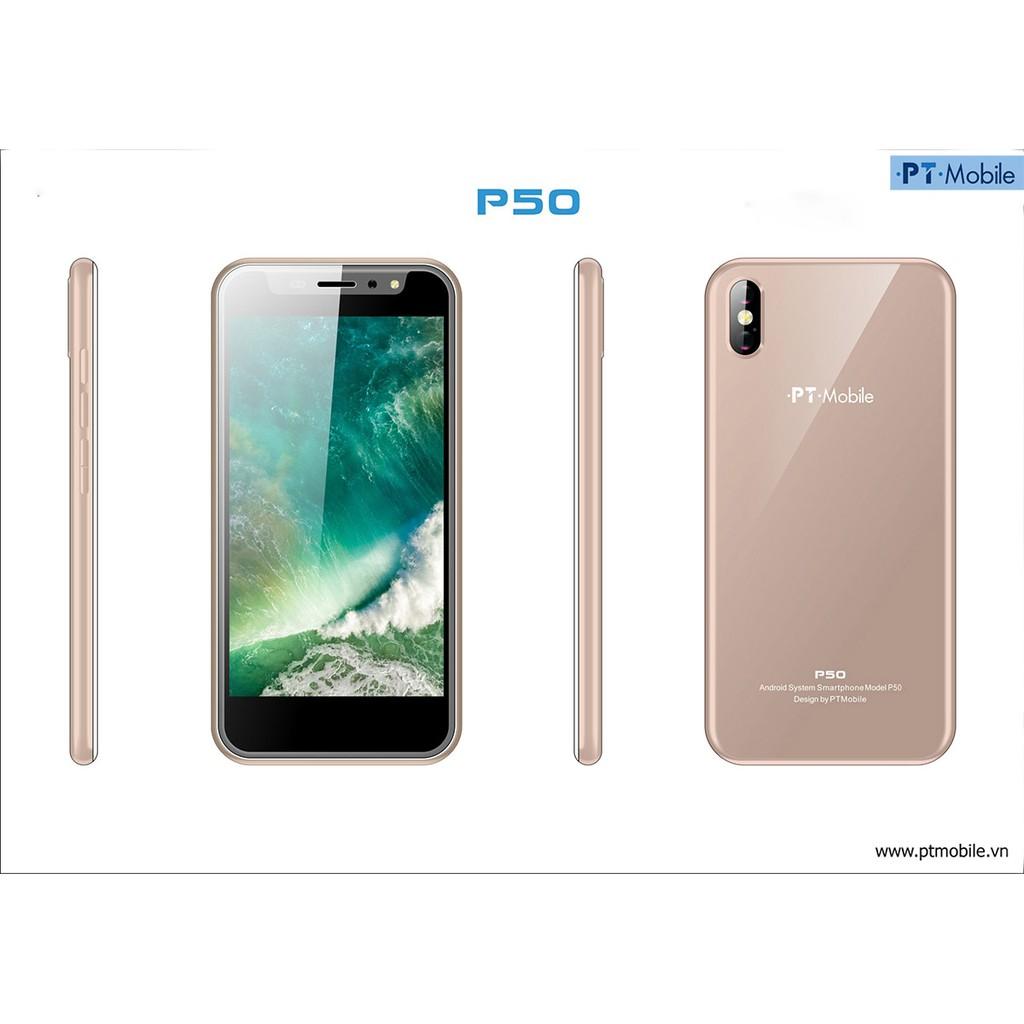 Điện thoại Smartphone P50 màn hình rộng 5 inch pin 2400mAh kiểu dáng iphone X Full box + Tặng kèm ốp - 3054892 , 1045023695 , 322_1045023695 , 949000 , Dien-thoai-Smartphone-P50-man-hinh-rong-5-inch-pin-2400mAh-kieu-dang-iphone-X-Full-box-Tang-kem-op-322_1045023695 , shopee.vn , Điện thoại Smartphone P50 màn hình rộng 5 inch pin 2400mAh kiểu dáng ipho