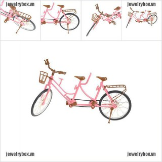 JX Tandem Bicycle Bike For Kelly & Ken Doll Outdoor Accessories[VN]