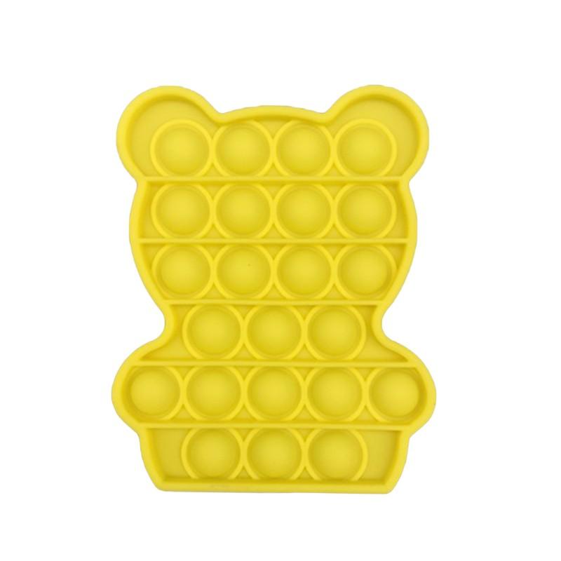 Push Bubble Gadgets Autism Relief Pressure Sensory Squeeze Toys Compression Toys