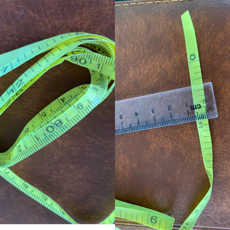 Thước dây đo eo,bụng ,đo chiều cao nhiều màu bền đẹp. .
