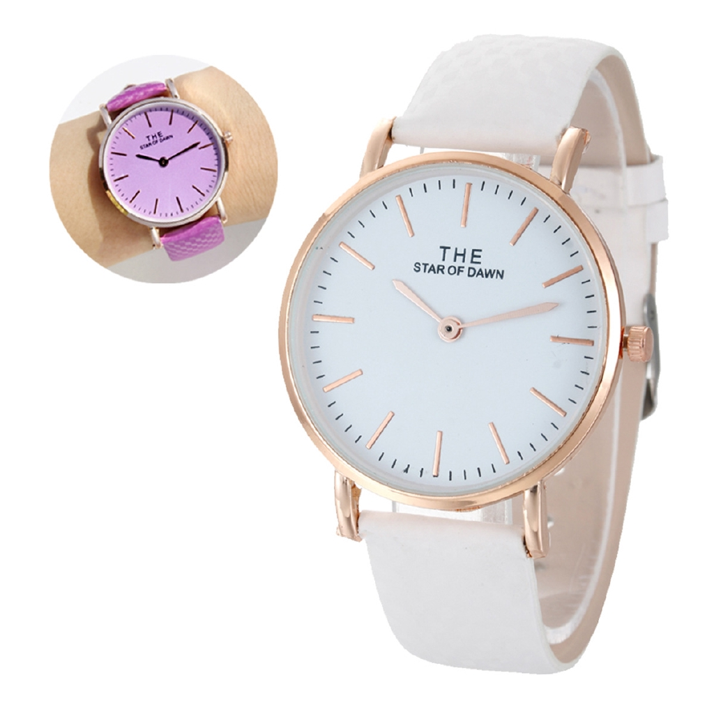 Simple And Generous Scale Temperature Change Color Ladies Wa