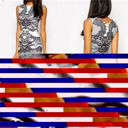 2226313519 - Topmall HÀNG CÓ SẴN đầm hoa tay ngắn cổ chữ V đầm rộng đầm tay dài váy suông đầm chấm bi đầm boho đầm lolita váy lép
