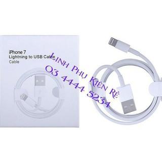 Cáp Sạc IPhone Chip E75 Fullbox