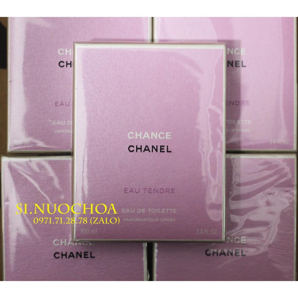 Nước hoa nữ Chanel Chance Eau Tendre 100ml