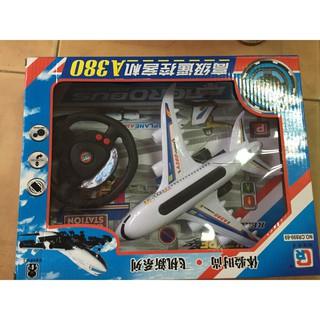 Máy bay điều khiển bằng vô lăng