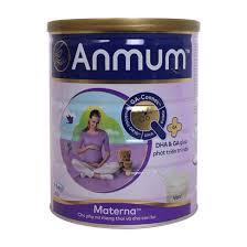 Sữa bột Anmum 400g hương socola