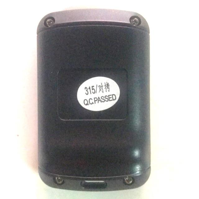 Remote cửa cuốn học lệnh thông minh tần số 315 chống nước