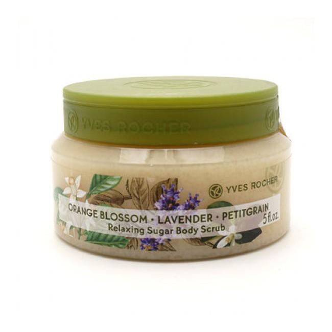 Tẩy Tế Bào Chết Toàn Thân Yves Rocher Hương Lavender 150ml
