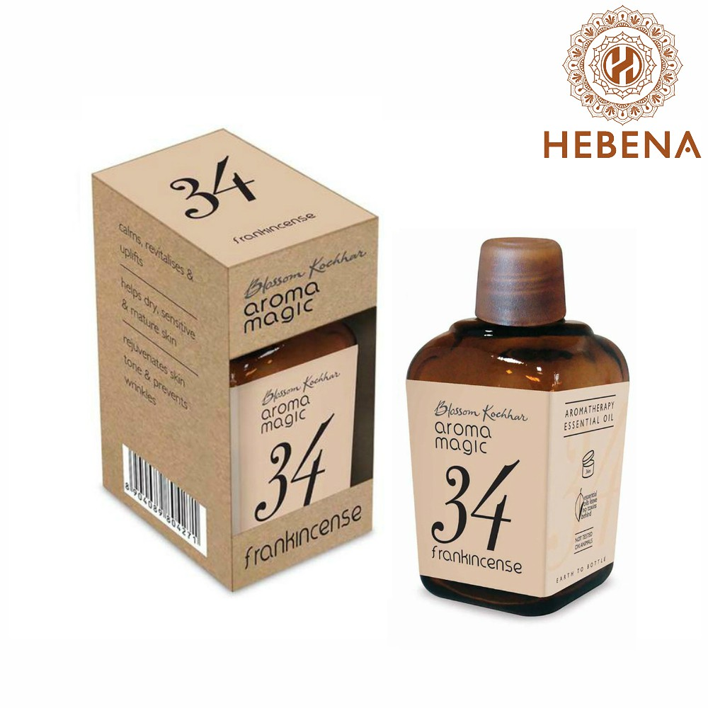 Tinh dầu hương trầm - Aroma Magic Frankincense Essential Oil - hebenastore
