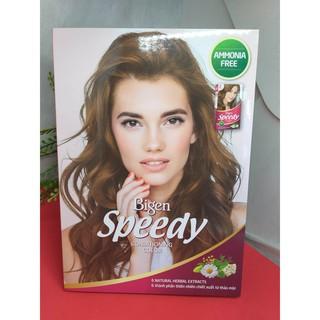 Thuốc nhuộm tóc phủ bạc Bigen Speedy ( Bigen số )