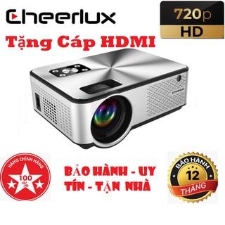 Máy Chiếu Cheerlux C9 - 720P - 2800 Lumens