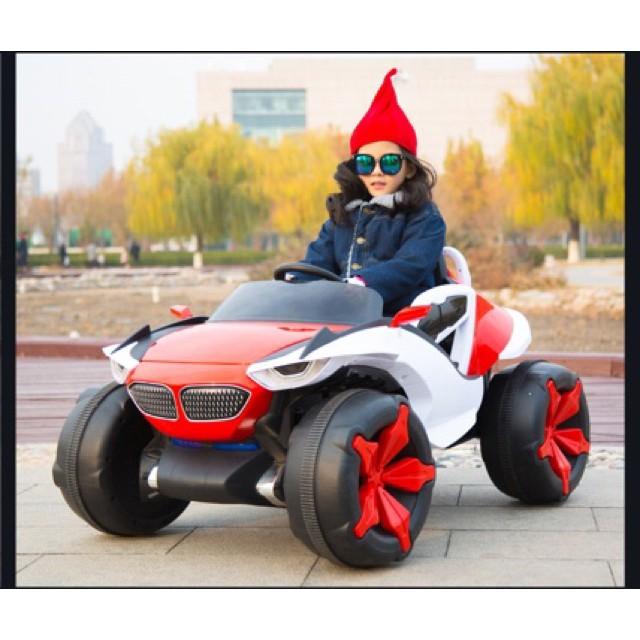 Xe ô tô điện trẻ em XJL-688. Ibox shop để chọn màu nhé 😘 - Siêu HOT