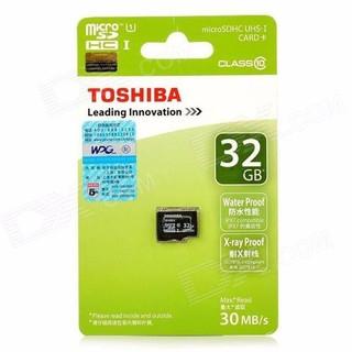THE NHƠ 32G TOSHIBA CLASS 10 UHS-1 - BH 12 THA NG 1 ĐÔ I 1 thumbnail
